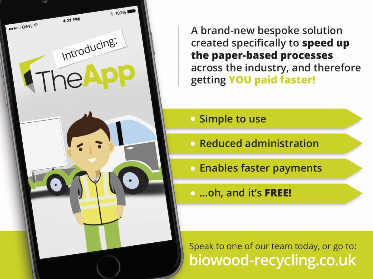 Mobile App for process optimisation